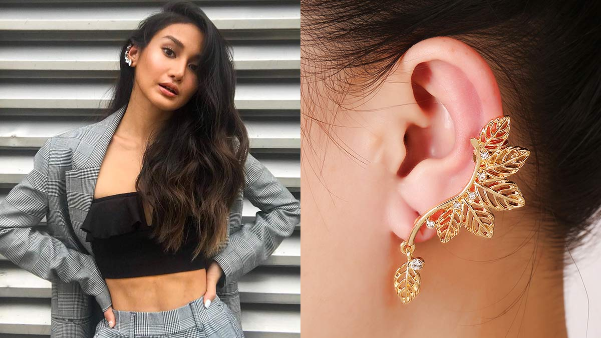Where To Those Trendy Ear Cuffs