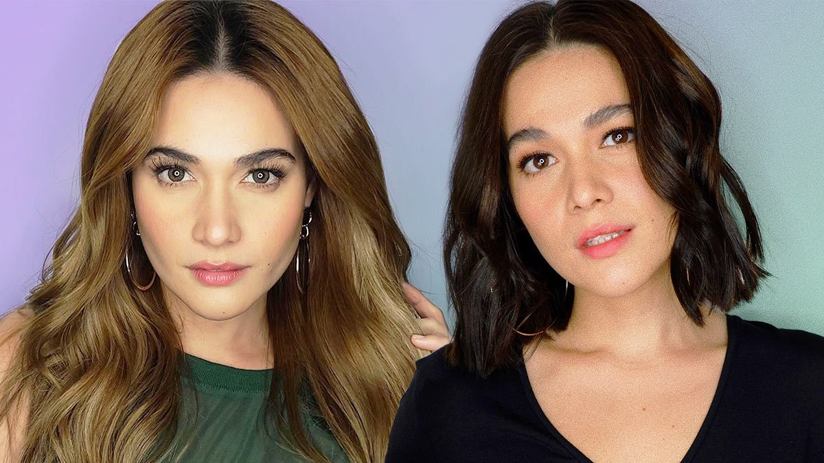 Bea Alonzo S Hair Transformation