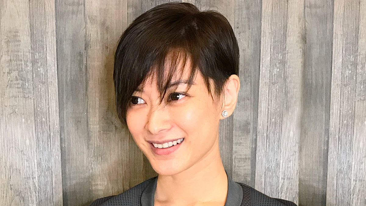 Maricar Reyes Low Maintenance Pixie Cut Cosmo