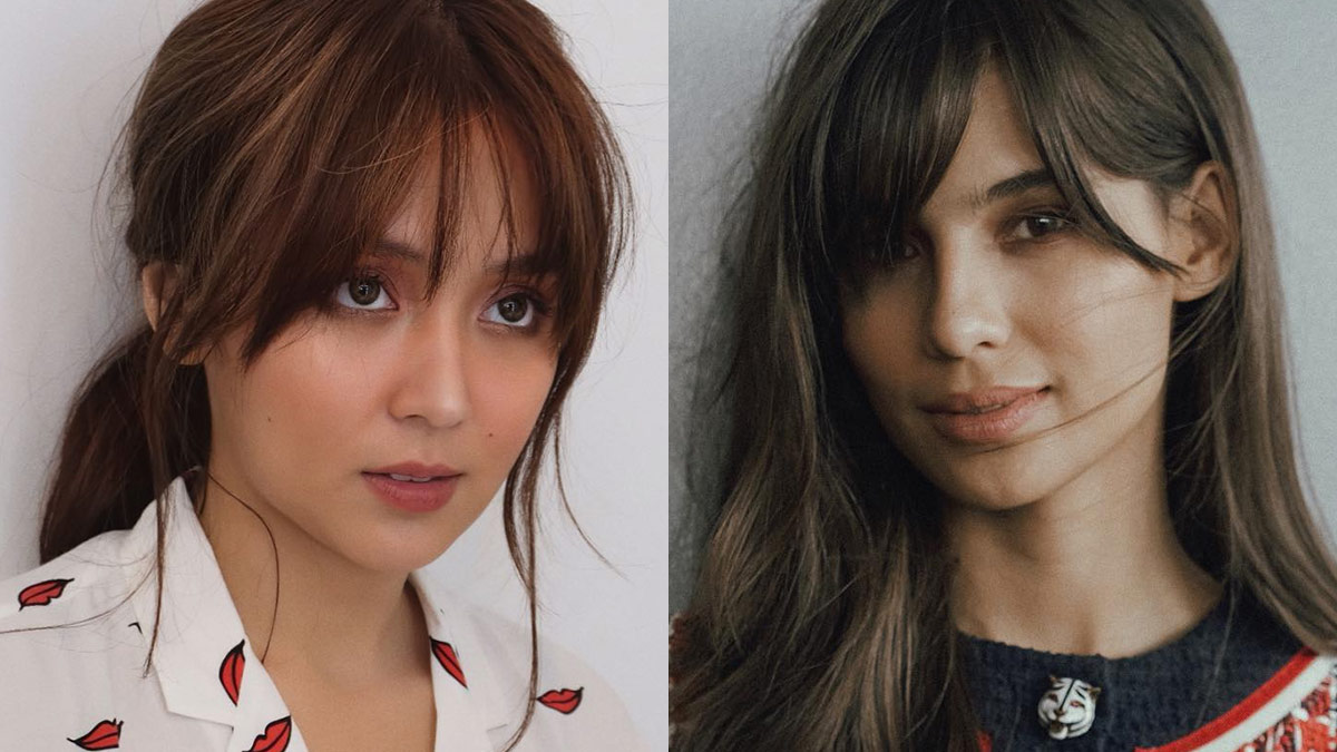 The Best Bangs for Face Shapes of All Kinds advise