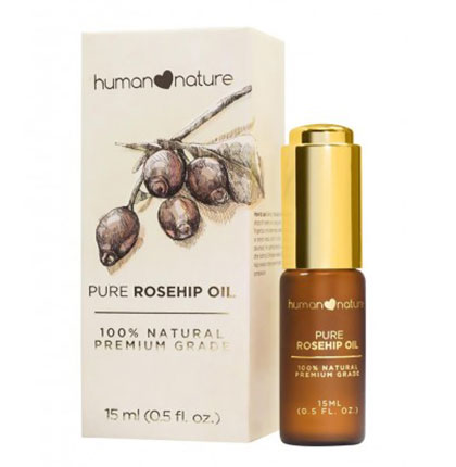 how to use rosehip oil for oily skin