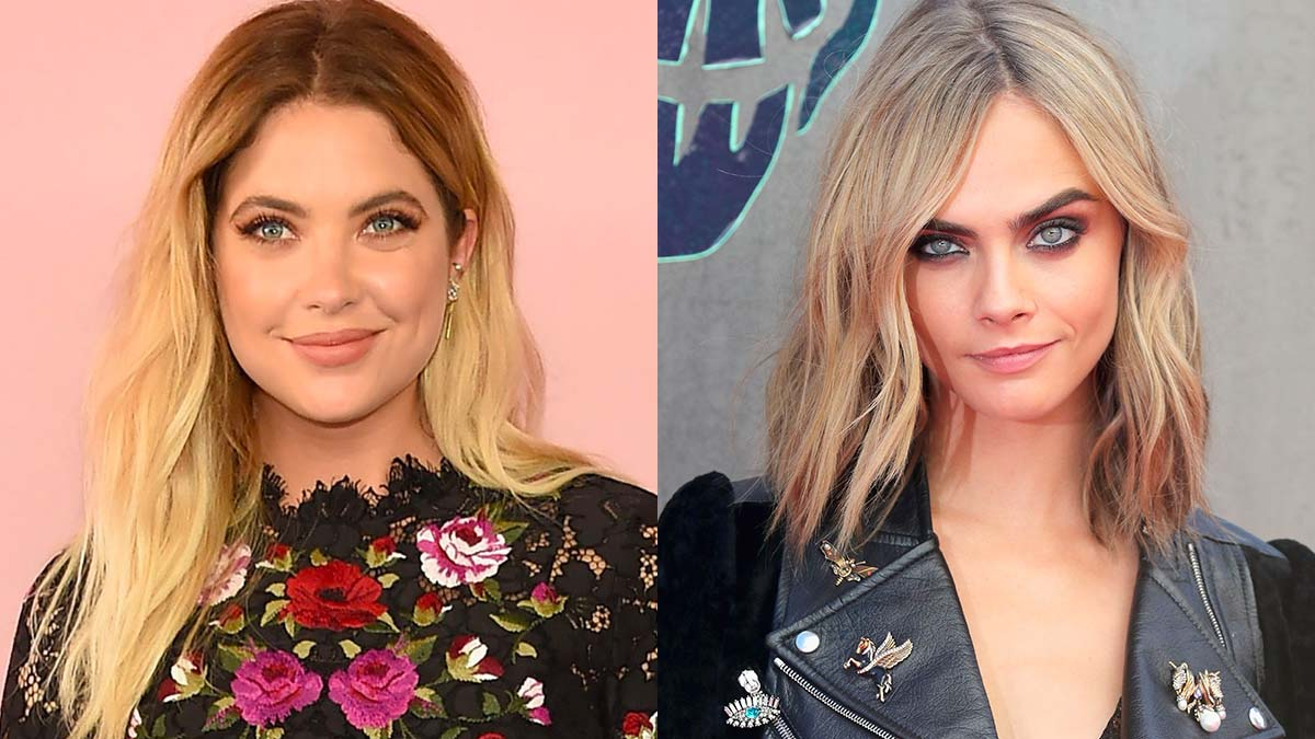 Blue ashley benson dating who belly and