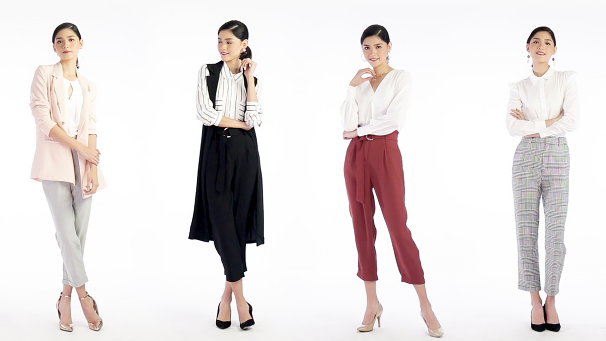 business casual outfits cosmo ph