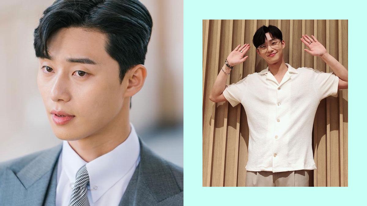 Park Seo Joon Instagram