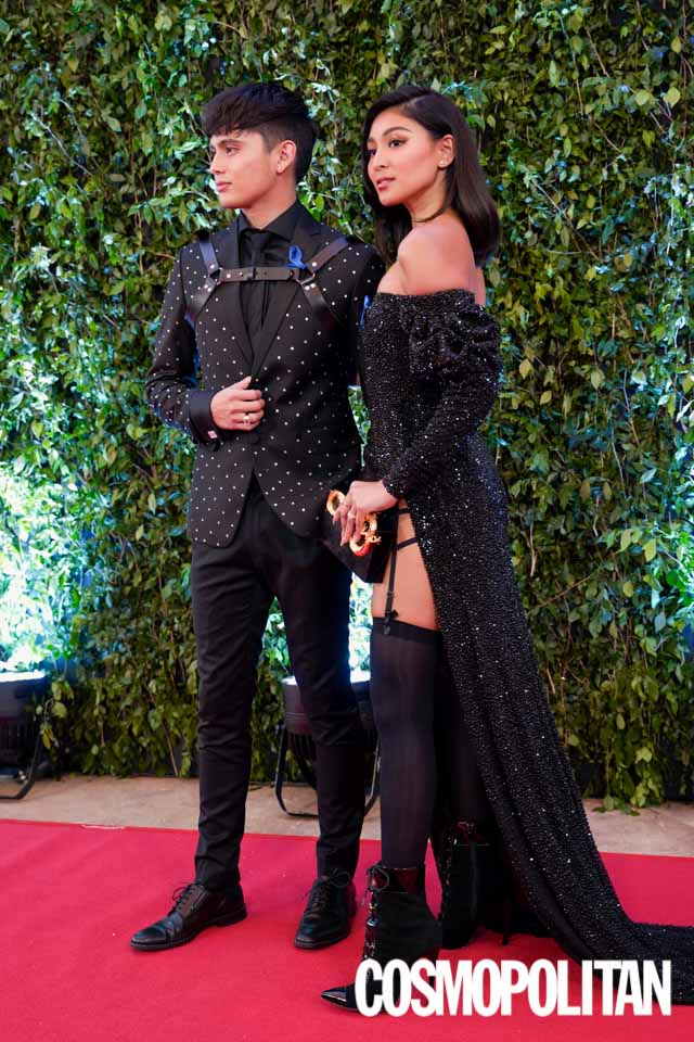 James Reid And Nadine Lustre Attend The Star Magic Ball 2018