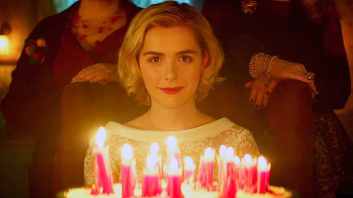 Differences Of Chilling Adventures Of Sabrina From Past