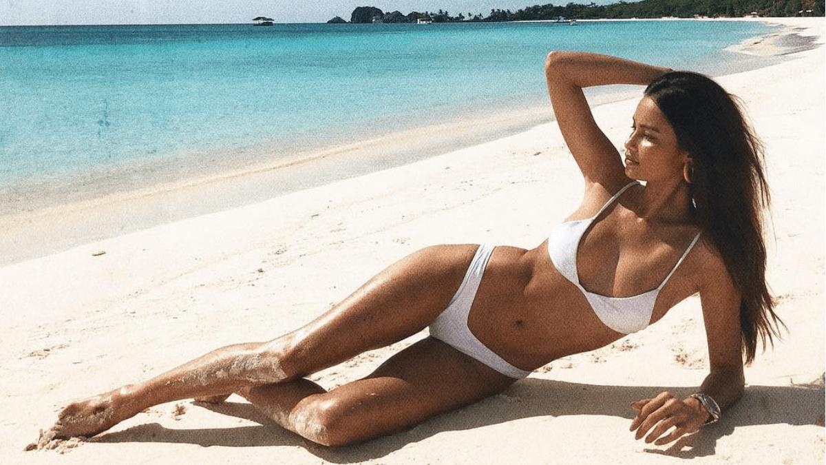 Kelsey Merritt, OMG: Kelsey Merritt just auditioned for Sports Illustrated's Swimsuit Issue