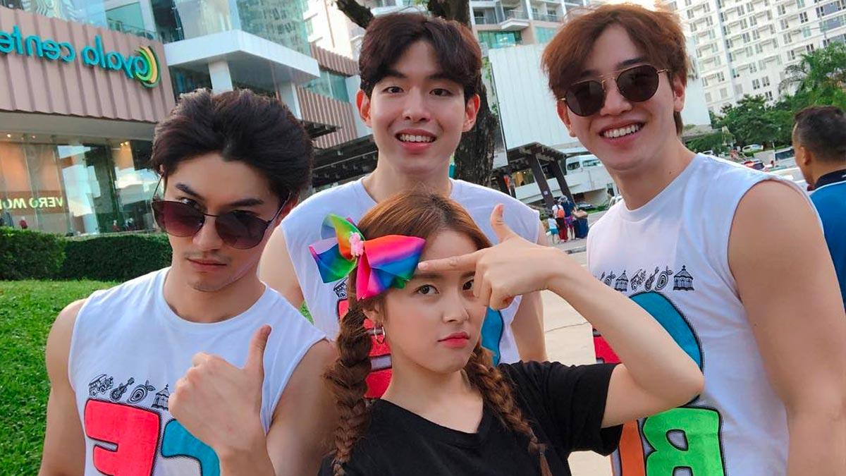 My Id Is Gangnam Beauty Ep 5