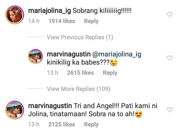 jolina and marvin relationship help