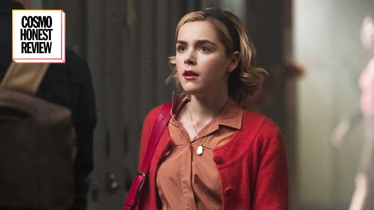 Tv Series Review Of Chilling Adventures Of Sabrina