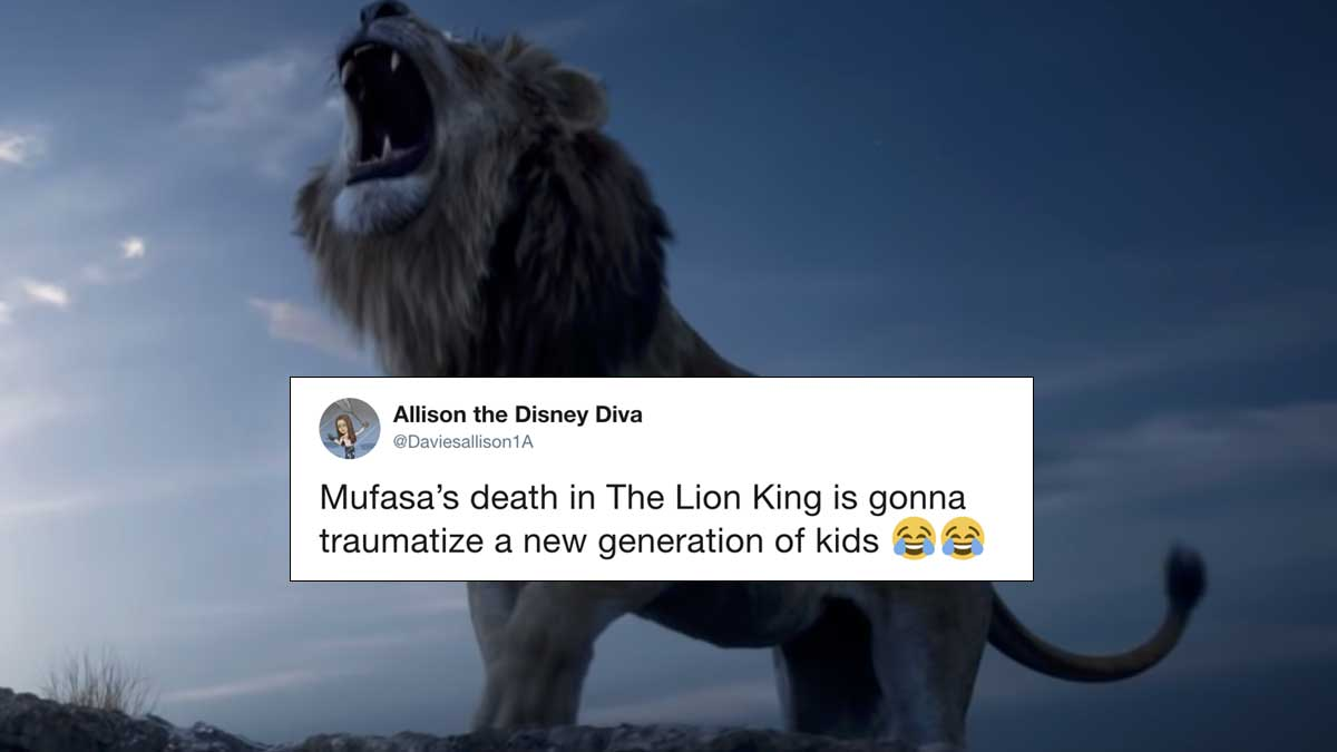 twitter reactions to new  u0026 39 the lion king u0026 39  trailer