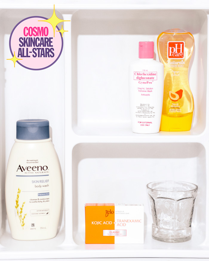 Cosmopolitan Philippines Best Skincare Body Care For 2018