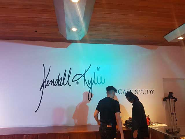 Here's Your First Look at the Kendall + Kylie Collection In BGC