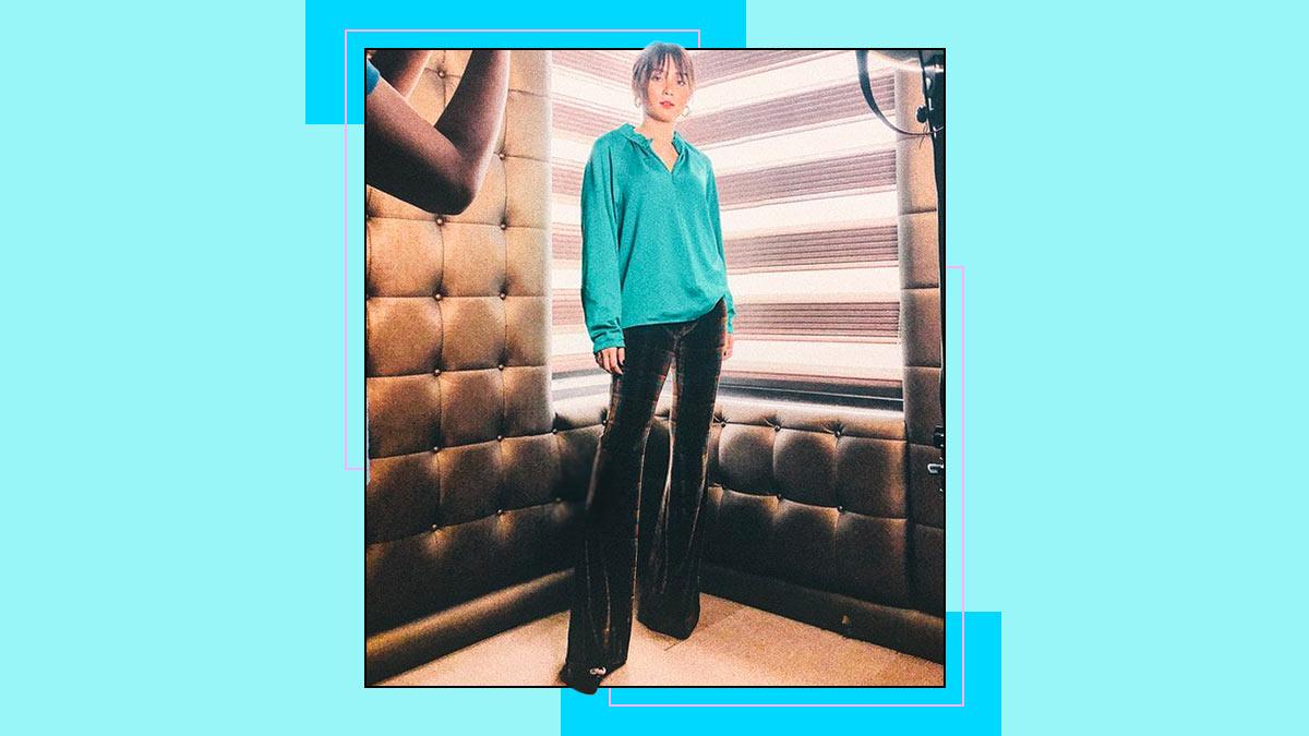 How To Look Taller, According To Kathryn Bernardo