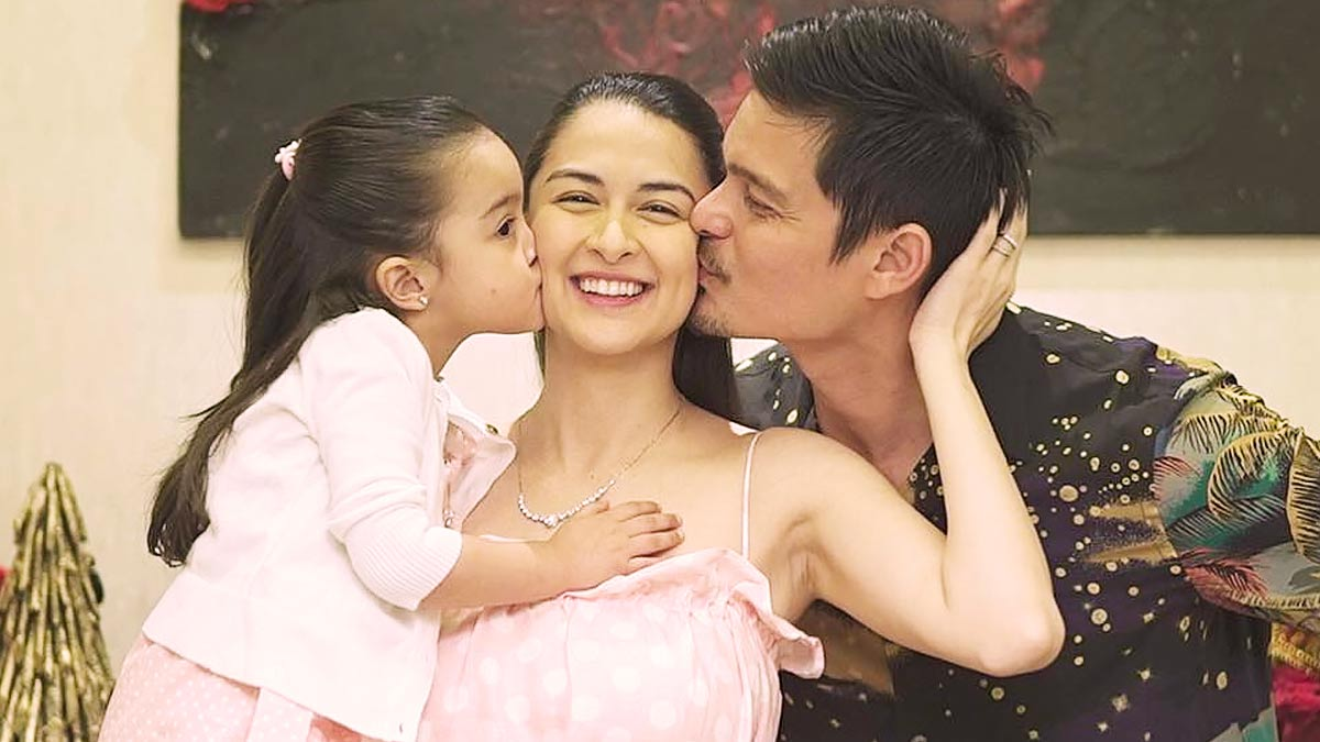 Marian Rivera proud of daughter Zia for doing household ...