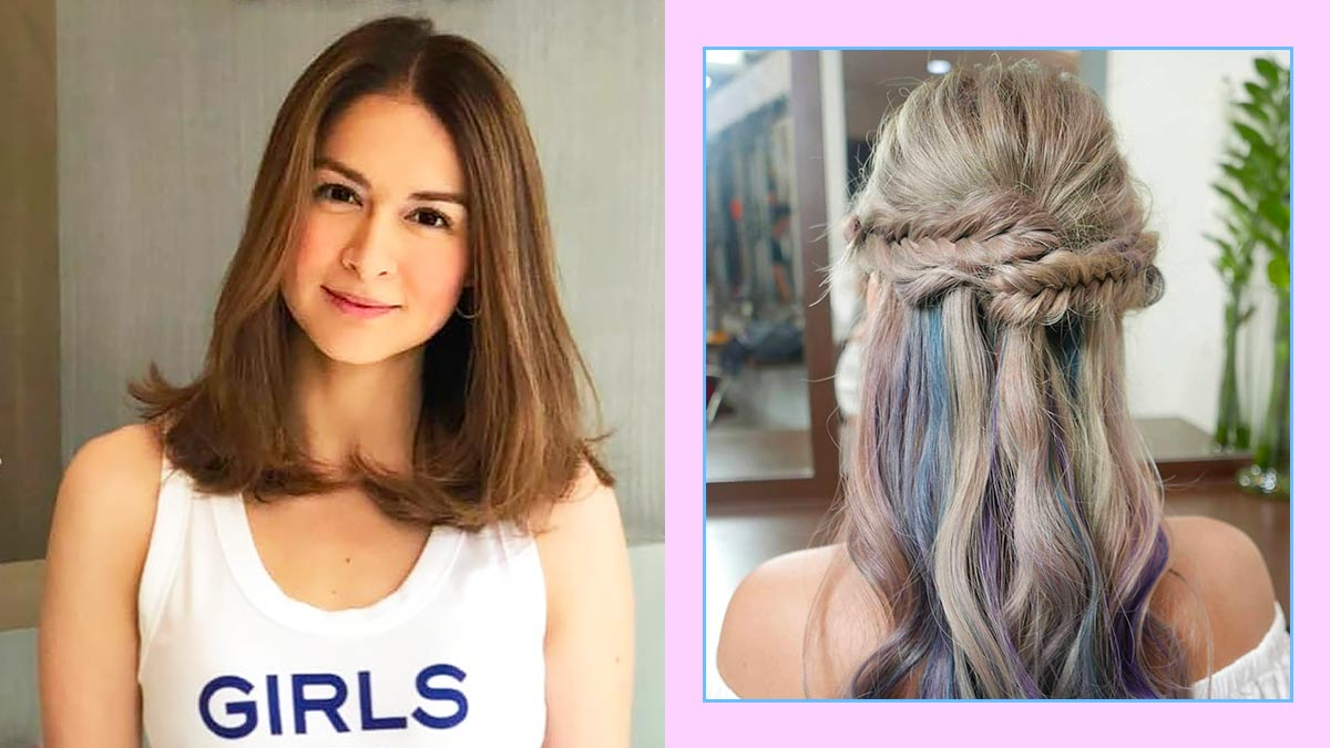 Hair Colors In Style: Price List: Salons For Hair Color Services In The Philippines