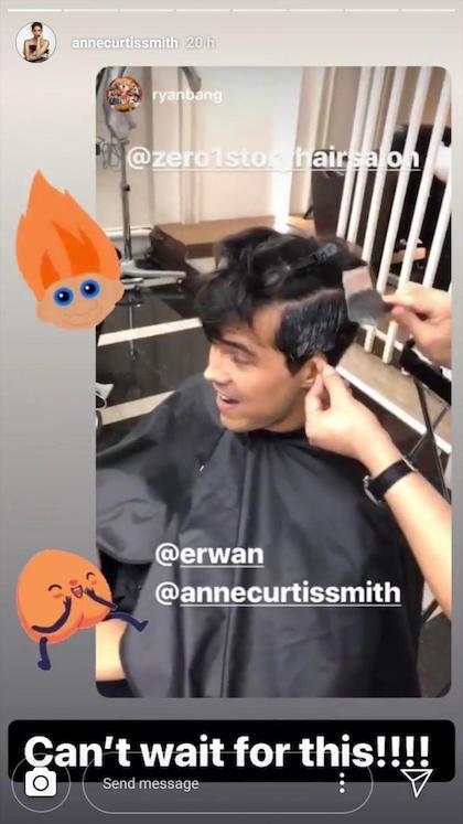 Erwan Heussaff Gets A Korean Inspired Makeover Cosmo