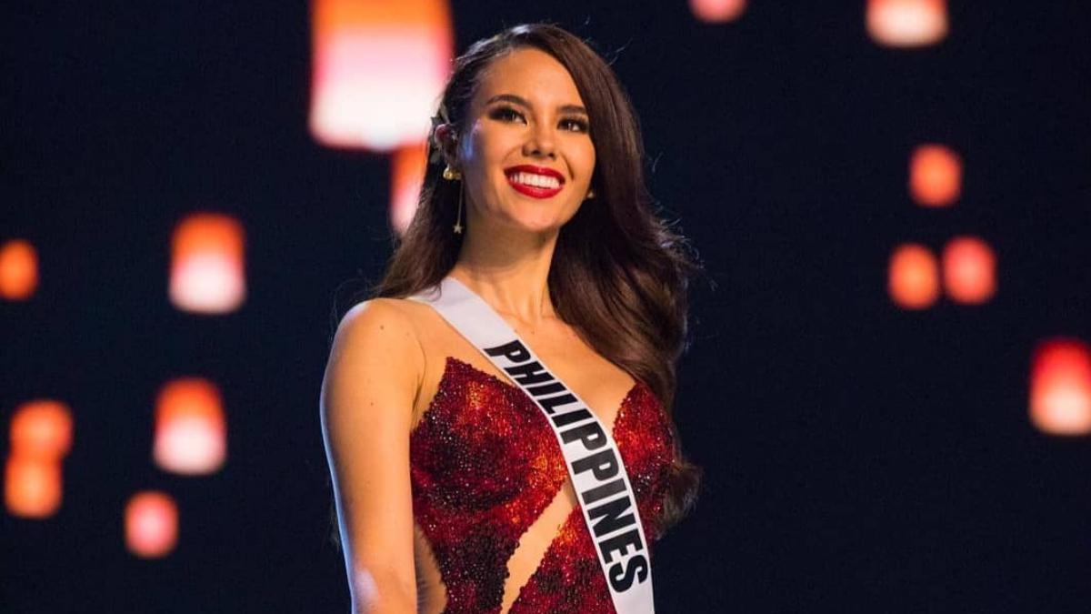 Catriona Gray Shares Miss Universe Coronation Makeup Tutorial