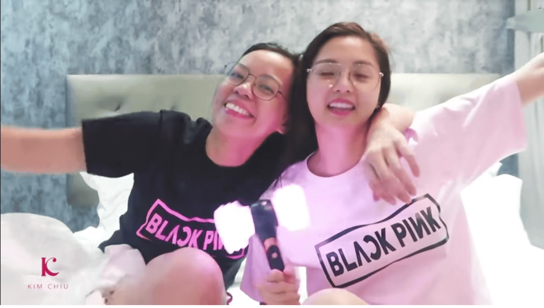 Kim Chiu Fangirls Over BLACKPINK In Her New Vlog