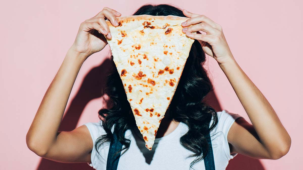 funny pizza captions: for instagram posts of your pizza