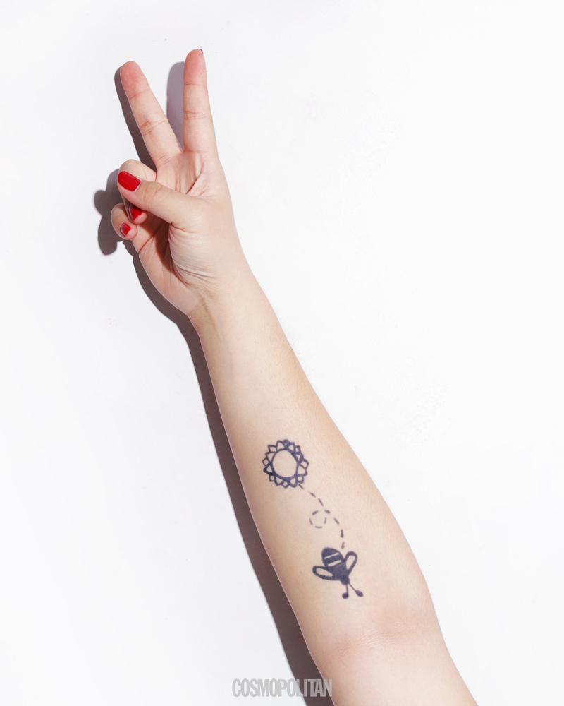 Penshoppe Temporary Tattoo Pen Review + Price