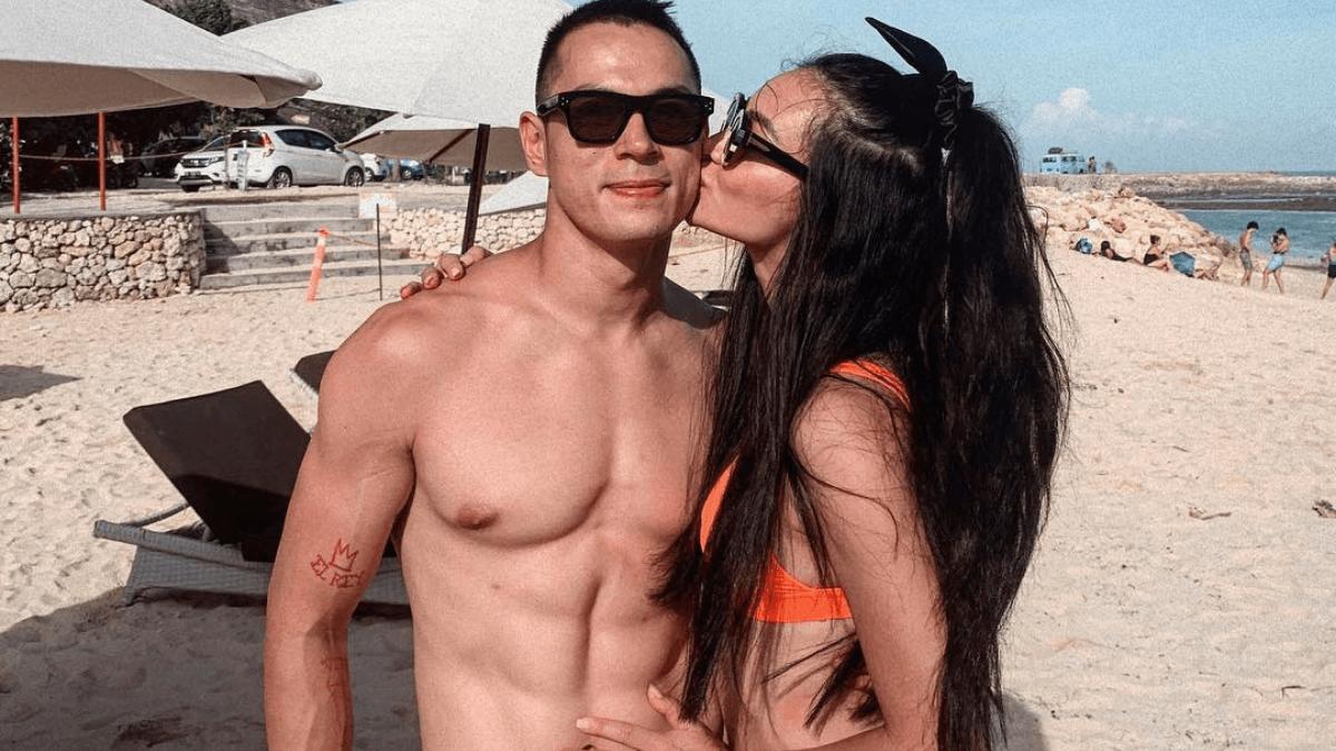 Kylie Versoza And Jake Cuenca In Bali