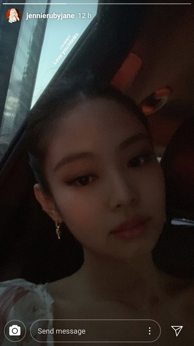 It Looks Like Jennie Had A Panic Attack During BLACKPINK's