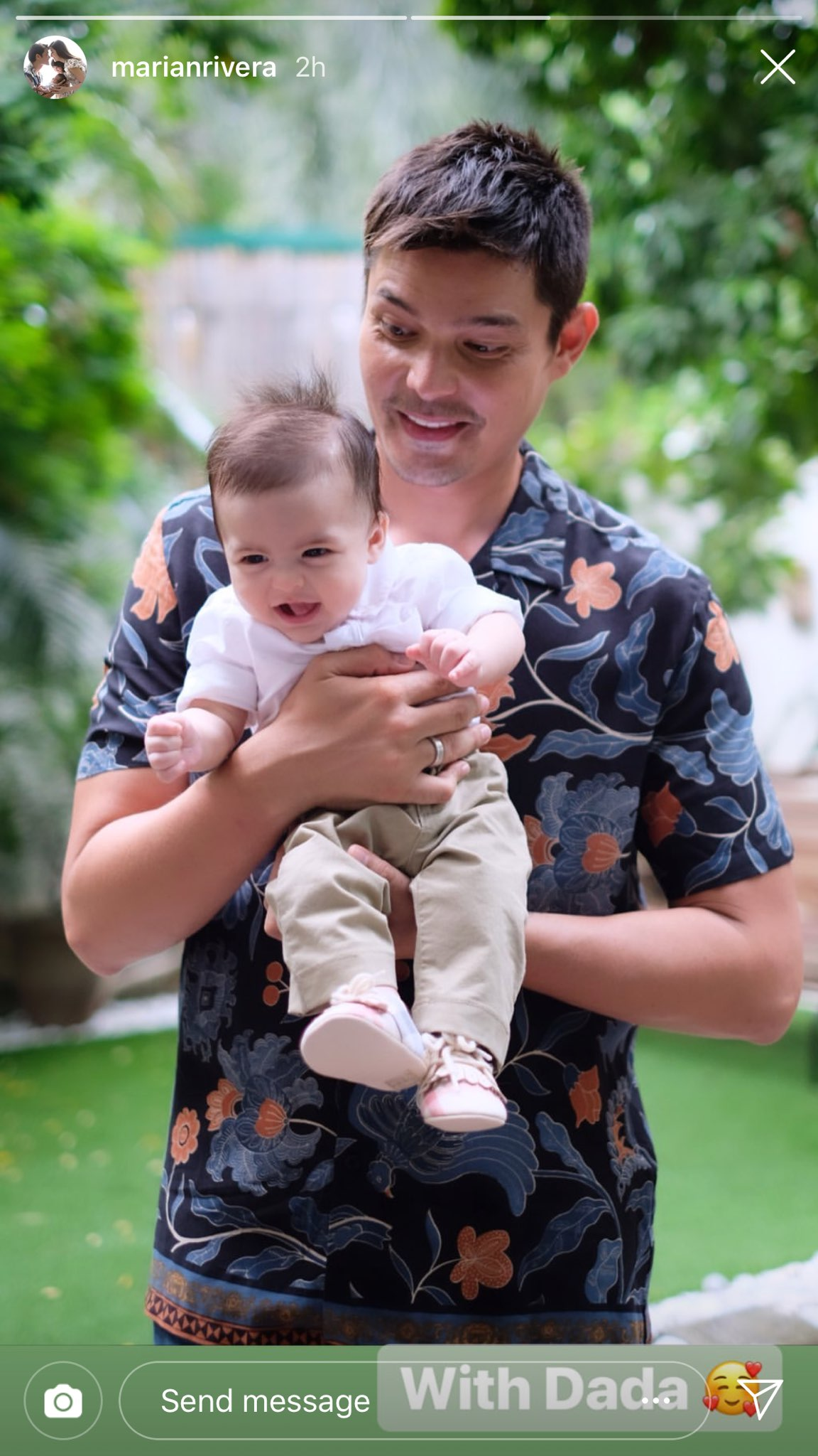 Marian Rivera And Dingdong Dantes' Son Baby Ziggy Gets ...