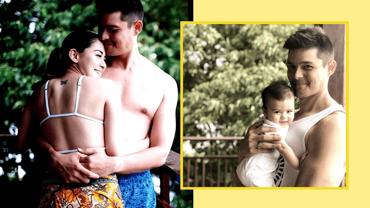 Dingdong Dantes And Marian Rivera Family Weekend