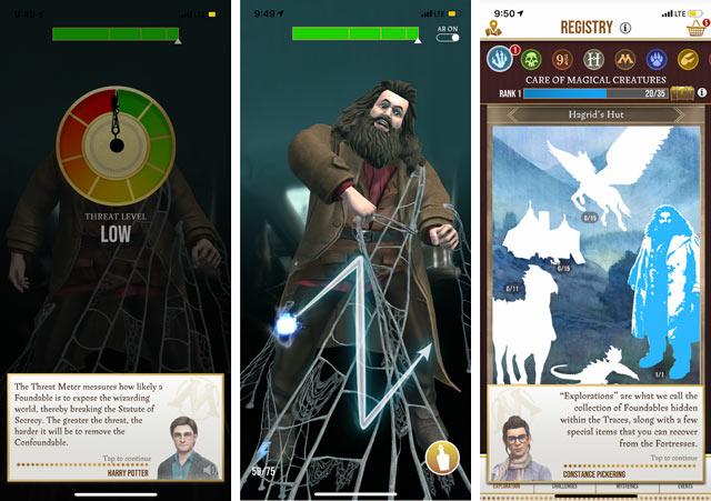 Harry Potter Wizards Unite: Overview, Tips, Reviews
