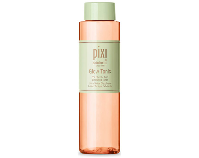 How To Treat Acne Hyperpigmentation: Pixi Glow Tonic