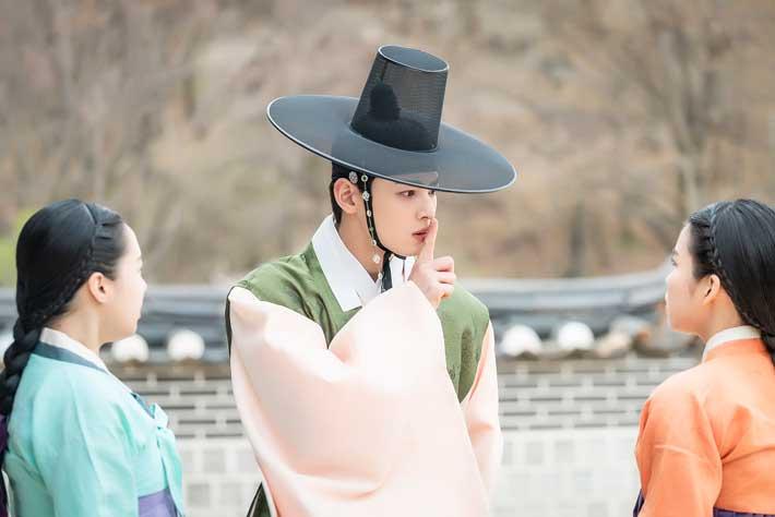 rookie historian goo hae ryun cha eun woo