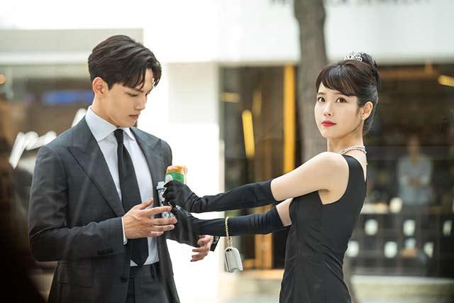 Hotel Del Luna - IU as Jang Man Wol
