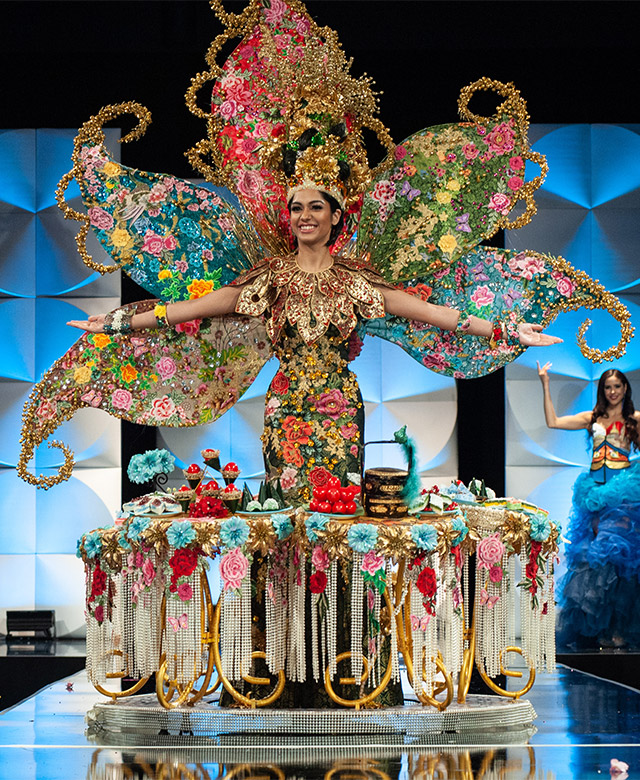Miss Malaysia Explains Miss Universe 2019 National Costume Mixup