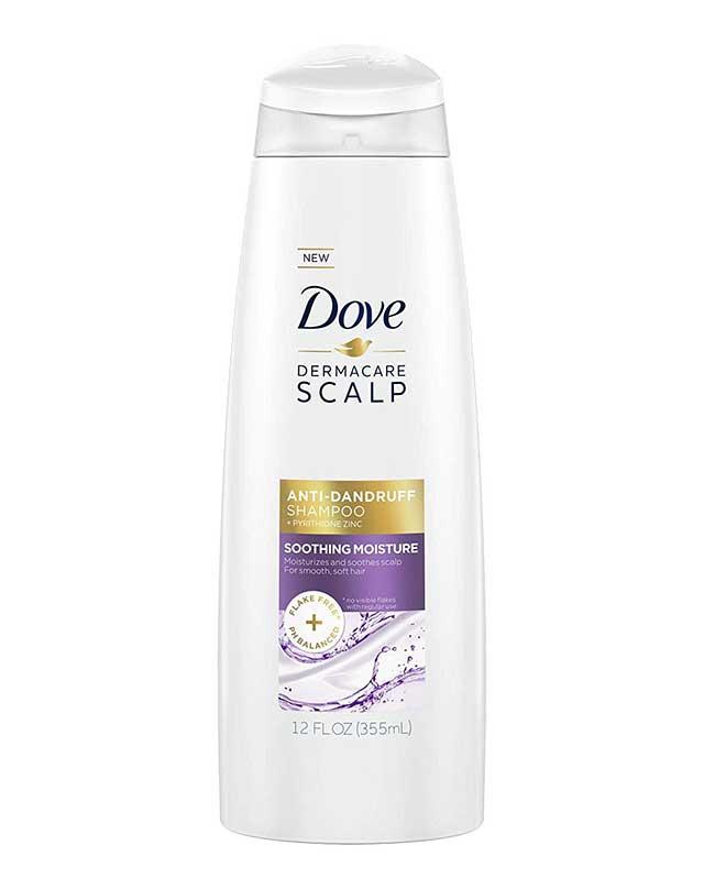 Dove Dermacare Scalp Anti-Dandruff Soothing Moisture Shampoo