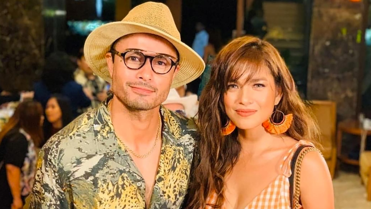 Andrea Garcia Play derek ramsay and andrea torres are launching a vlog together
