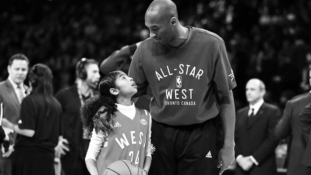 Kobe Bryant And His Daughter Gianna Die In A Helicopter Crash