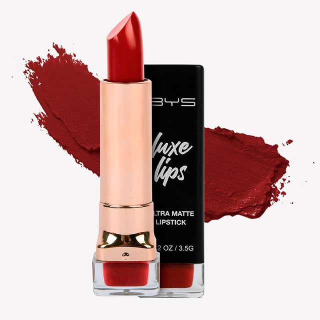 BYS Luxe Lipstick Ultra Matte Lipstick in Queen of the Night