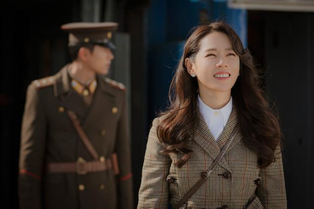 Crash Landing On You - Son Ye Jin as Yoon Se Ri