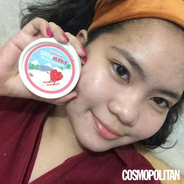 Ravy and SkinPotions' Snowberry Cream
