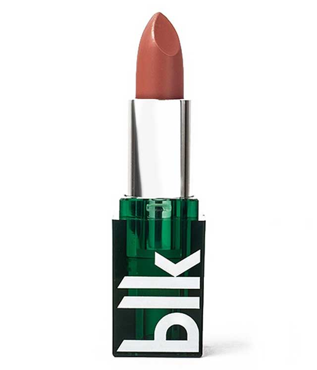 BLK Cosmetics Holiday All-Day Intense Matte Lipstick in Jolly