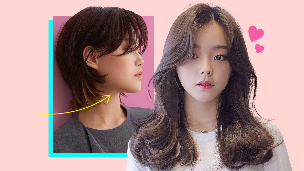 Korean Hairstyles  Cosmo.ph
