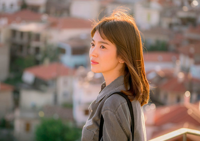 Song Hye Kyo from Descendants of the Sun