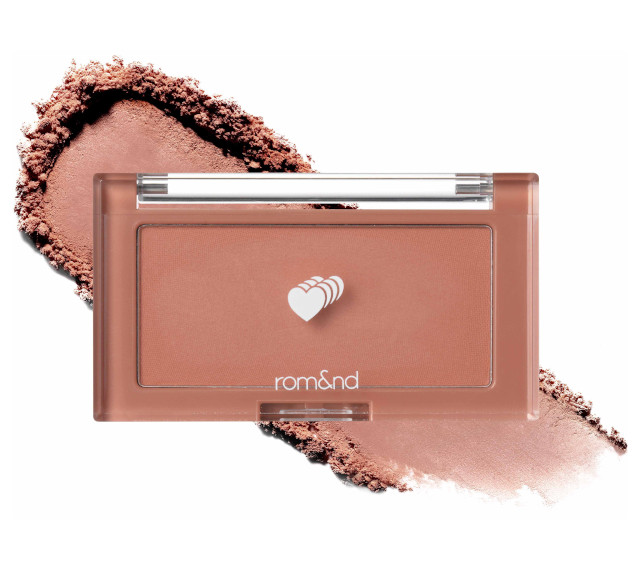 Best neutral blushes: Romand Better Than Cheeks Blush in Fig Chip