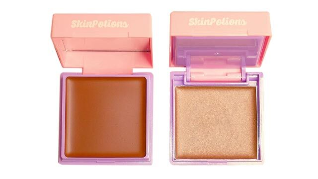 Best neutral blushes: SkinPotions Glam Pocket in Clueless