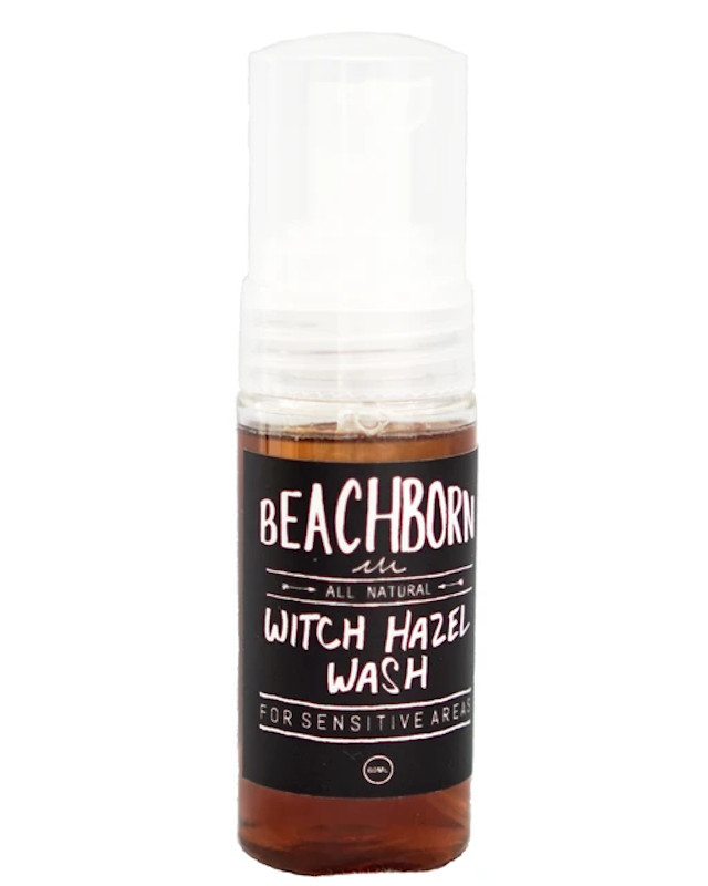 Best Sulfate-Free Facial Cleanser: Beach Born Witch Hazel Wash