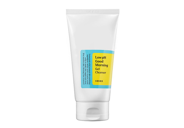 Best Face Washes for Sensitive Skin: COSRX Low pH Good Morning Gel Cleanser