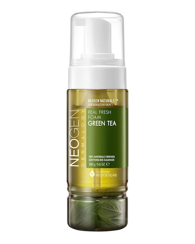 Best Sulfate-Free Facial Cleanser: Neogen Real Fresh Foam in Green Tea