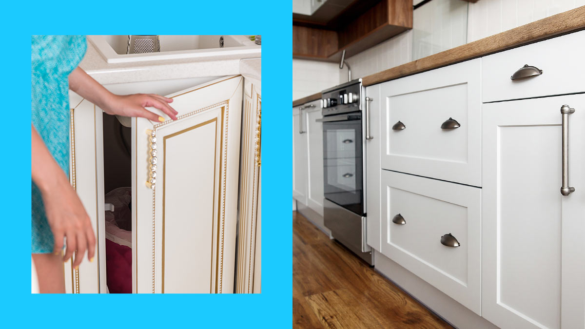 Things You Shouldn't Keep In Your Lower Kitchen Cabinets