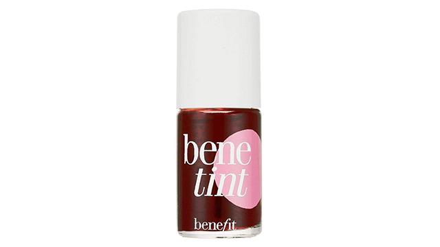 Best Liquid Blush: Benefit Cosmetics Benetint Lip & Cheek Stain